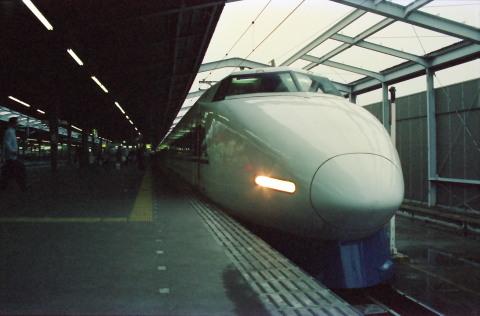 100系新幹線国鉄色2