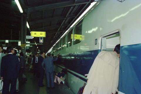 100系新幹線国鉄色4