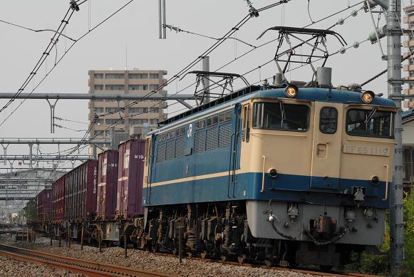 2082レ EF65-1119