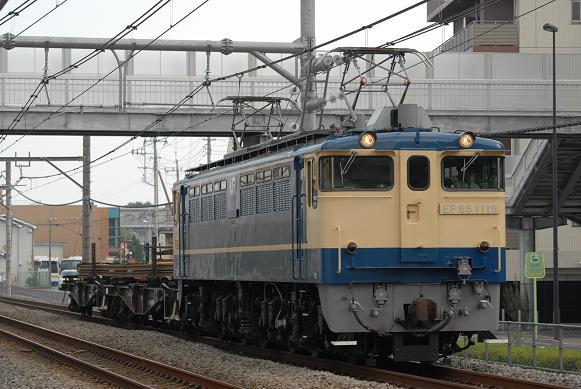 高崎操工臨 EF65-1115
