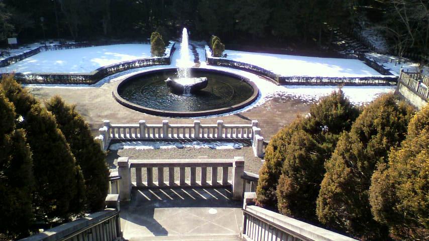 成田山 成田山公園