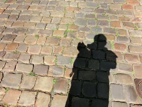 プラハの石畳2