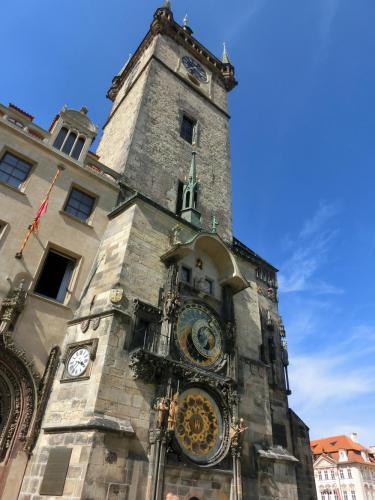 プラハ時計塔