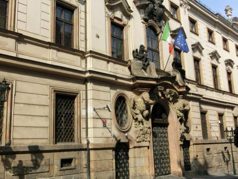 プラハイタリア大使館