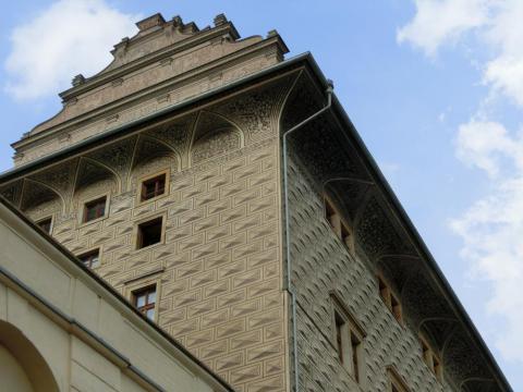 プラハスグラフィット貴族の館
