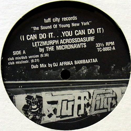 Micronawts The I Can Do ItYou Can Do It Letzmurph Acrossdasurf