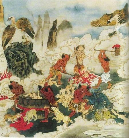 地獄絵図15
