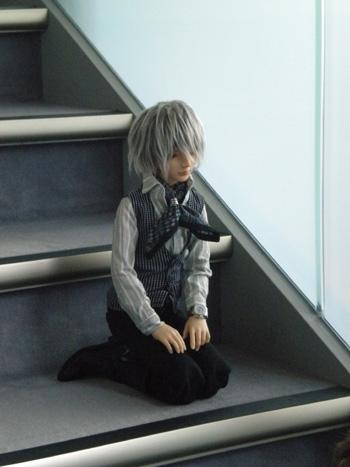 階段のロイロイ