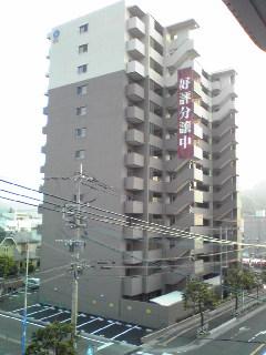 マンション工事現場⑧