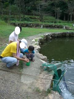 ます釣り1