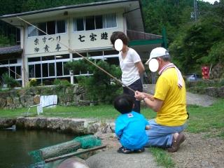 ます釣り7
