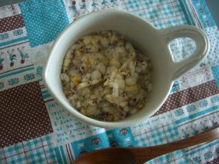 雑穀スープごはん8