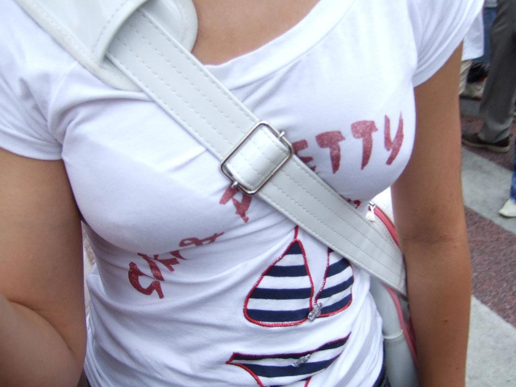 街撮り盗撮 着衣エロ画像 2