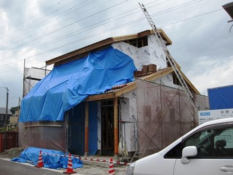 屋根工事-1