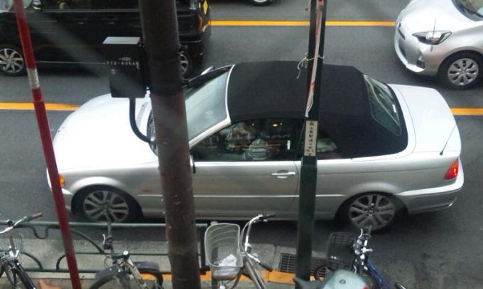 BMW カブリオレ_20130821