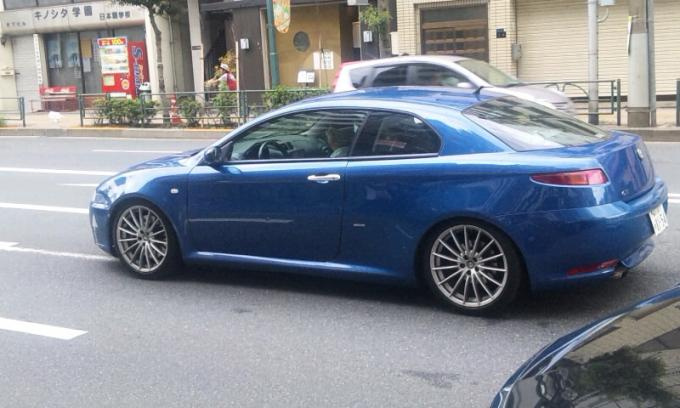 ALFA ROMEO Alfa GT_20130907