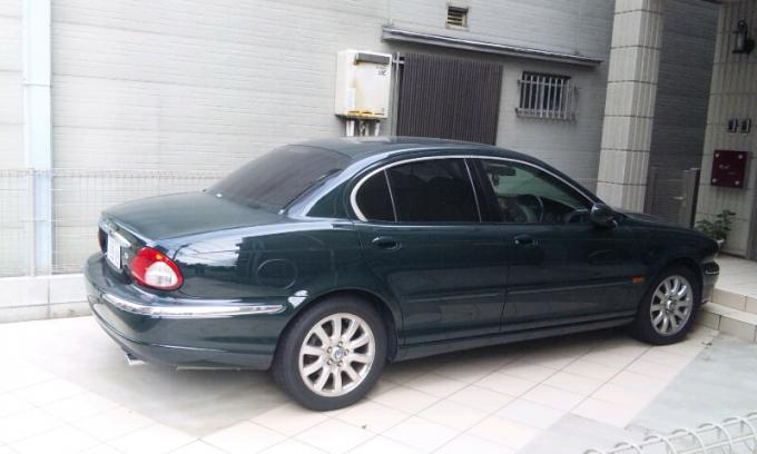 JAGUAR X TYPE_20130914