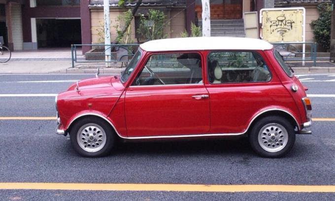 Mini cooper ( First )_20130926
