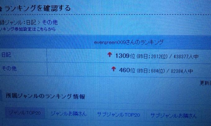 アクセス・ランキング_20131009