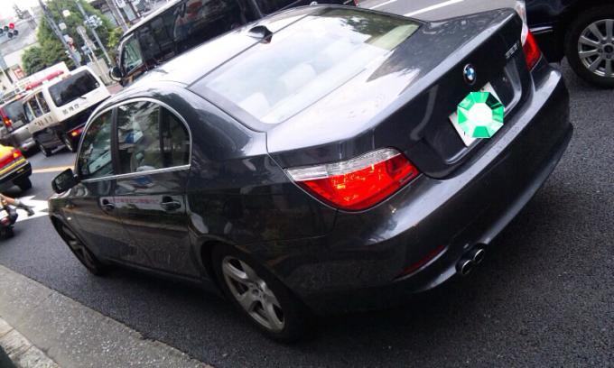 BMW  525_20110902