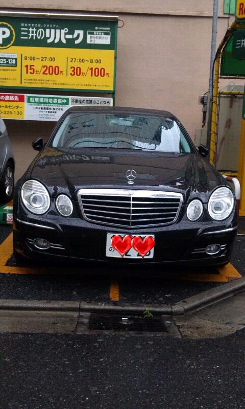 BENZ  E  Class_20110524