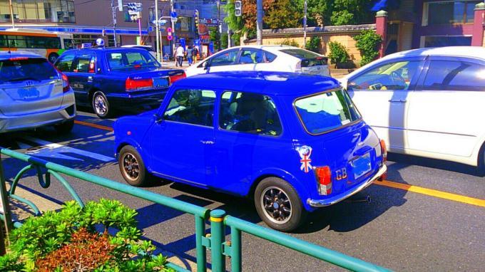 Morris Mini cooper_20131013