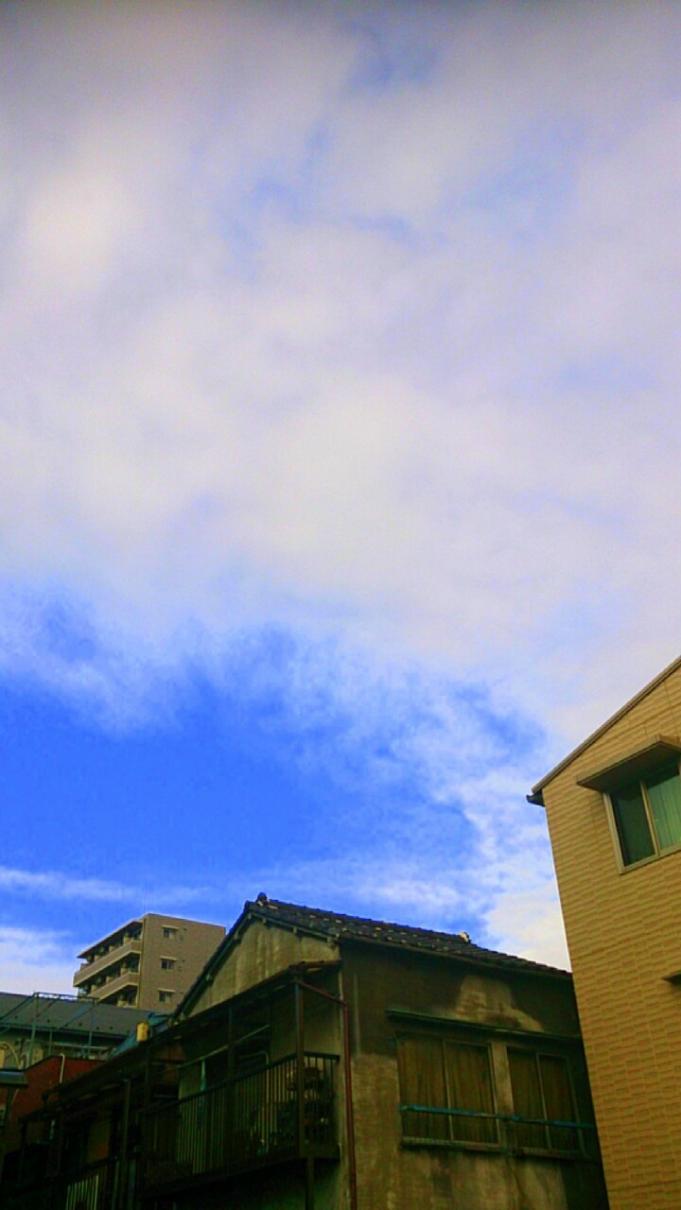 下町の空_20131021