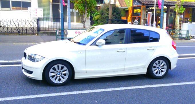 BMW 1 Series_20131103