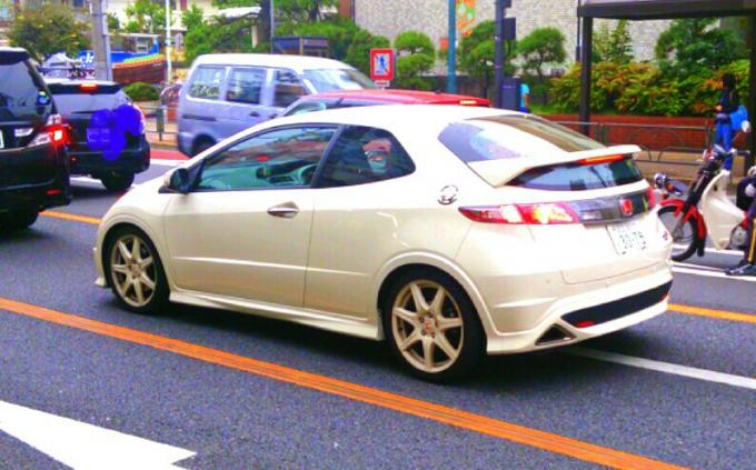 HONDA CIVIC TYPE R_20131102