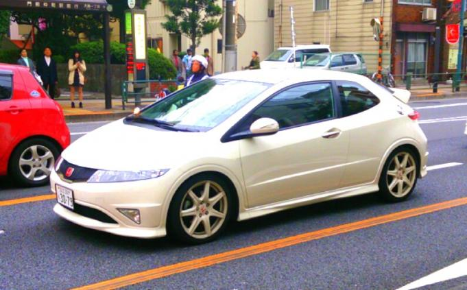 HONNDA CIVIC TYPE R_20131102