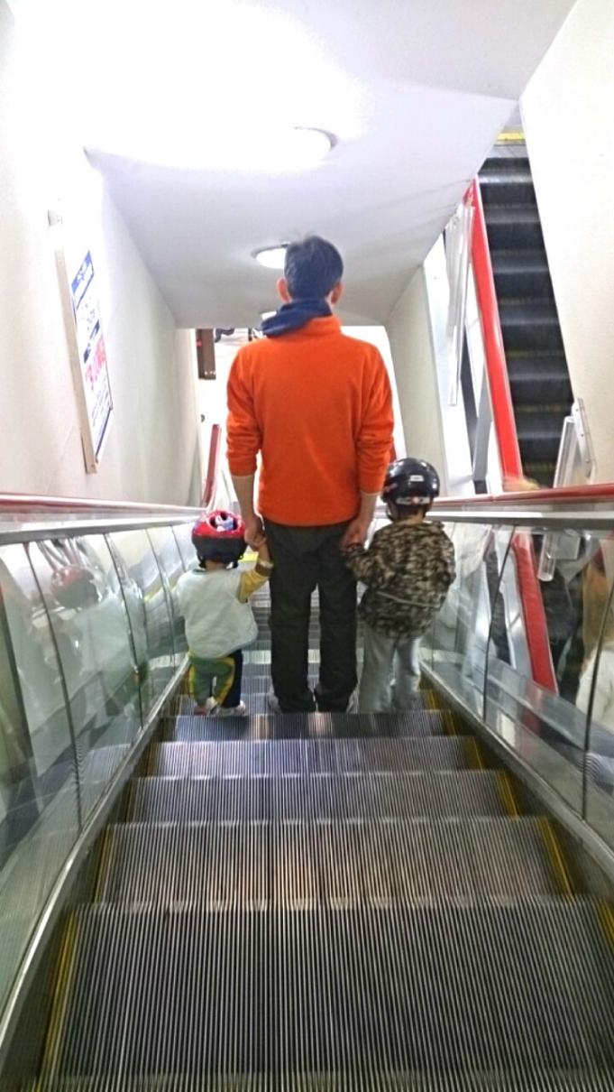 Papa With Sons_20131123