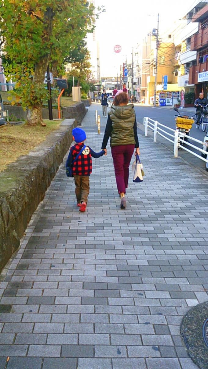 ママと僕_20131130