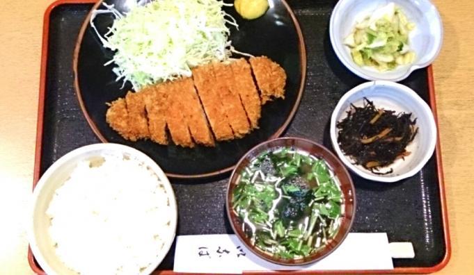 トンカツ定食_20131206