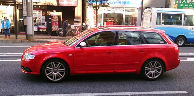 AUDI S 4 アバント_20131213