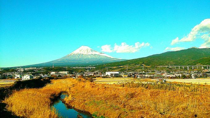 富士山_20131222