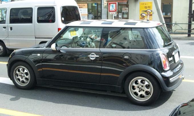 BMW  mini  cooper_20110902