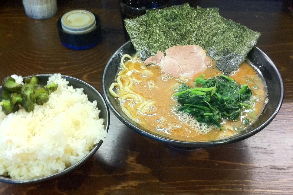 一橋麺'sクラブ らーめん 武道家...