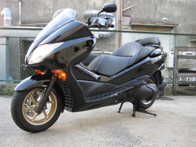 10年式フォルツァ250ABSⅡ (1)