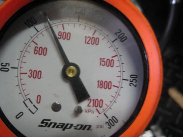 NMクーラント補給、Mオイル抜き換え、ステムBG、ブレーキパッド交換 (29)