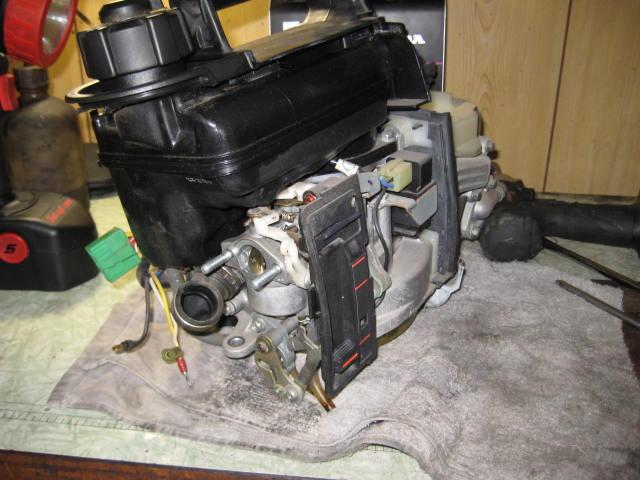 NM発電機修理 (2)