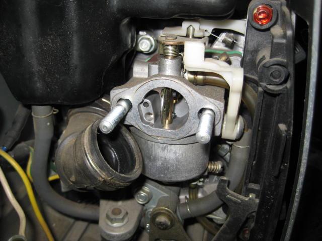 NM発電機修理 (1)