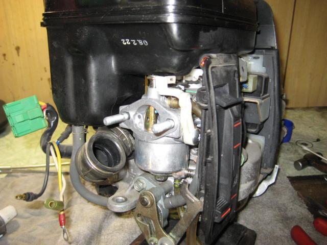 NM発電機修理 (12)