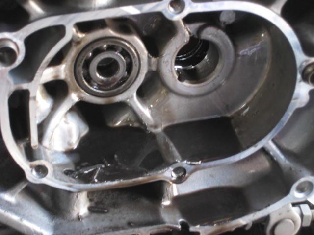 TT駆動系修理 (2)