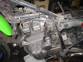 KS エンジン脱 (6)