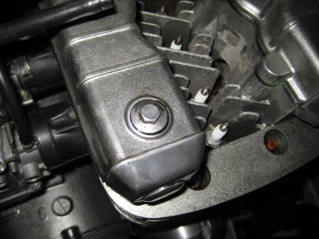 KMエンジンオイル漏れ修理 (13)