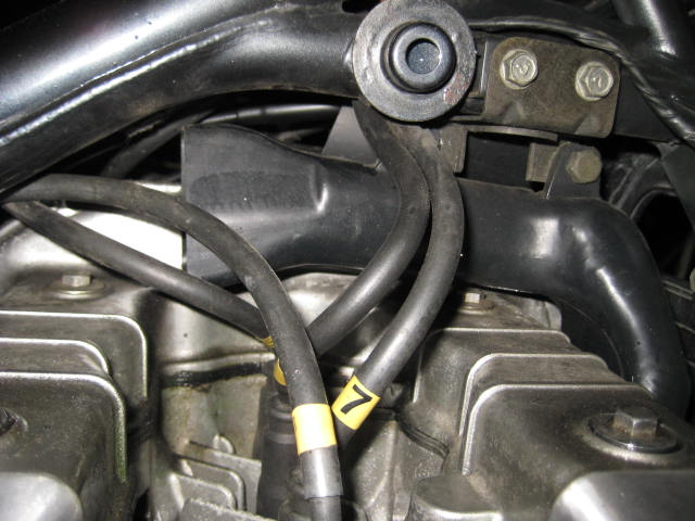KMエンジンオイル漏れ修理 (7)