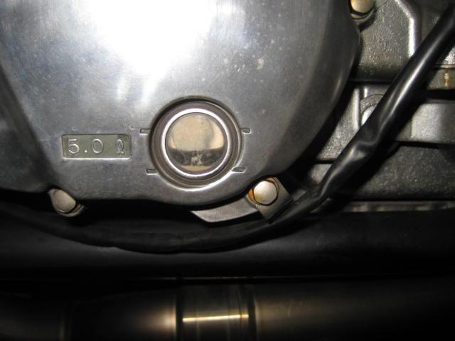KMエンジンオイル漏れ修理 (74)