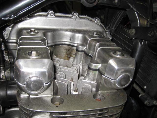 KMエンジンオイル漏れ修理 (67)