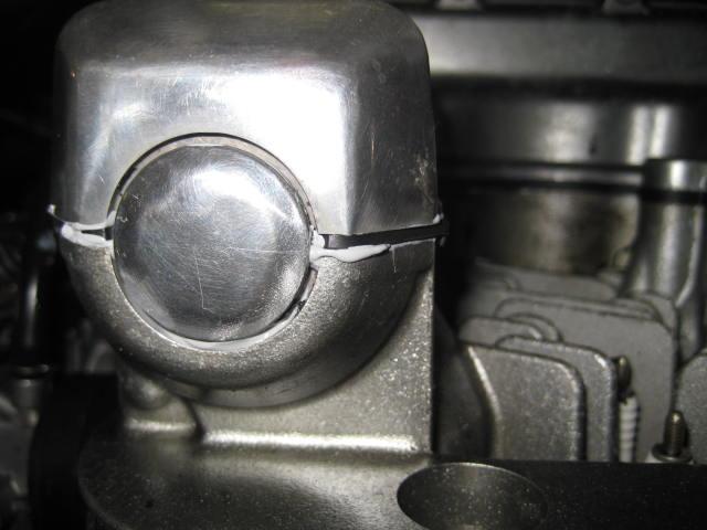 KMエンジンオイル漏れ修理 (66)