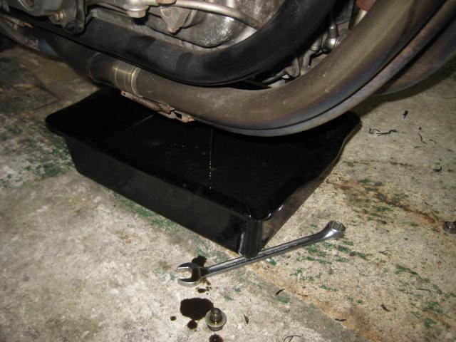 KMエンジンオイル漏れ修理 (22)